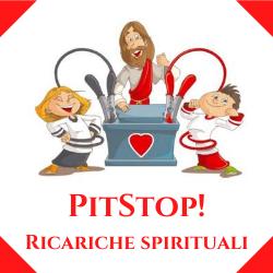 Pit Stop - Ricariche spirituali