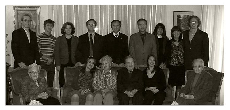 La famiglia Baroli